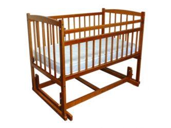 Что значит детская кроватка с маятником?