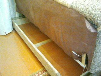 Скрипит диван кровать что делать?