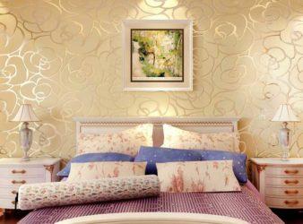 Как выбрать обои чтобы комната казалась больше?