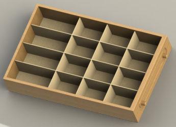 Шкаф для мелочей своими руками