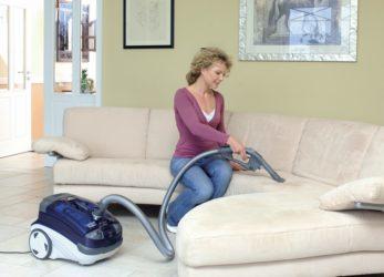 Чистка мягкой мебели самостоятельно