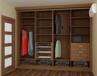 Шкаф и шифоньер в чем разница?
